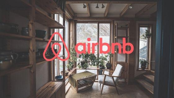 pronájem přes airbnb